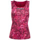 GORE RUNNING WEAR AIR PRINT Running Shirt sleeveless Women pink